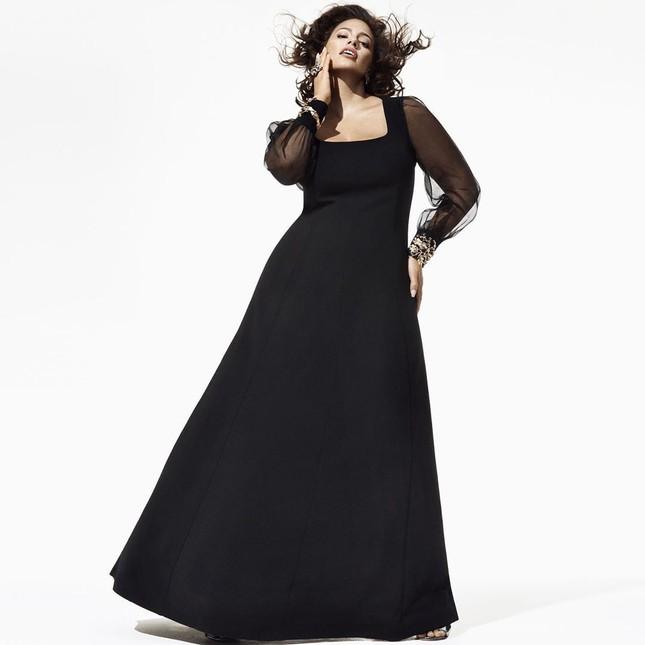 Người mẫu béo Ashley Graham nóng bỏng sau sinh ảnh 7