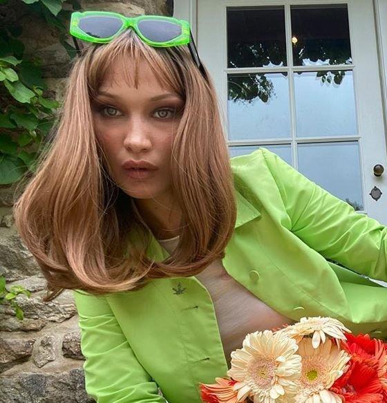 Bella Hadid thả dáng đẹp như tạc tượng ở Ý ảnh 8