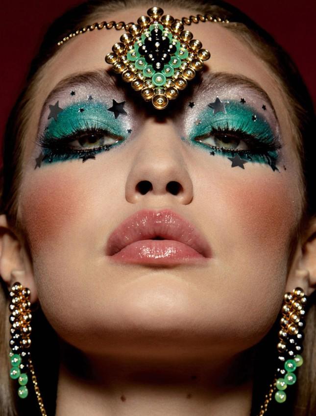 Bella Hadid thả dáng đẹp như tạc tượng ở Ý ảnh 12