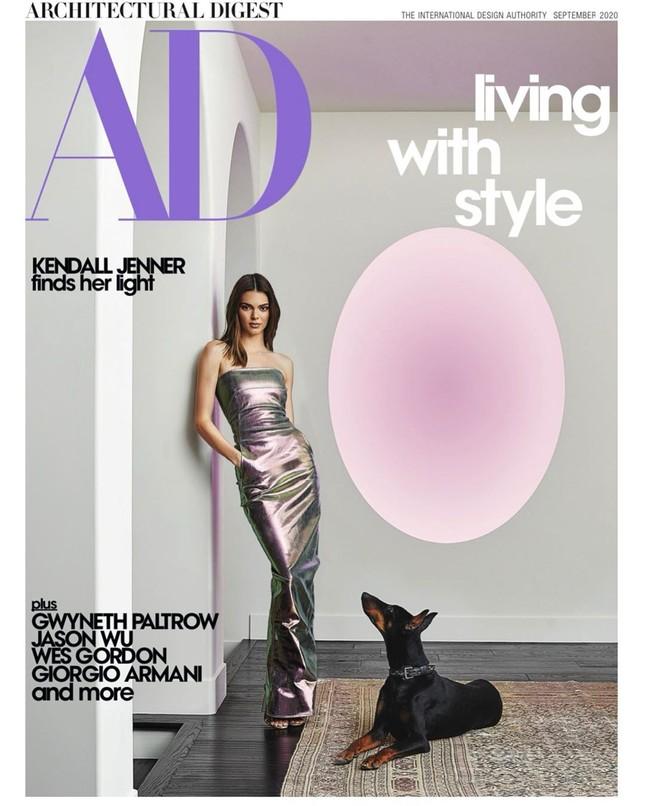 Thân hình hoàn hảo tuyệt mỹ của siêu mẫu đắt giá nhất thế giới Kendall Jenner ảnh 4