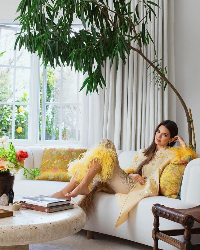 Thân hình hoàn hảo tuyệt mỹ của siêu mẫu đắt giá nhất thế giới Kendall Jenner ảnh 5
