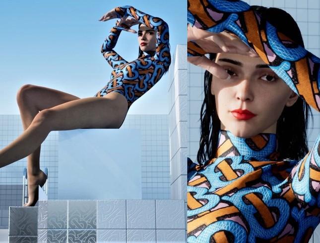 Thân hình hoàn hảo tuyệt mỹ của siêu mẫu đắt giá nhất thế giới Kendall Jenner ảnh 8