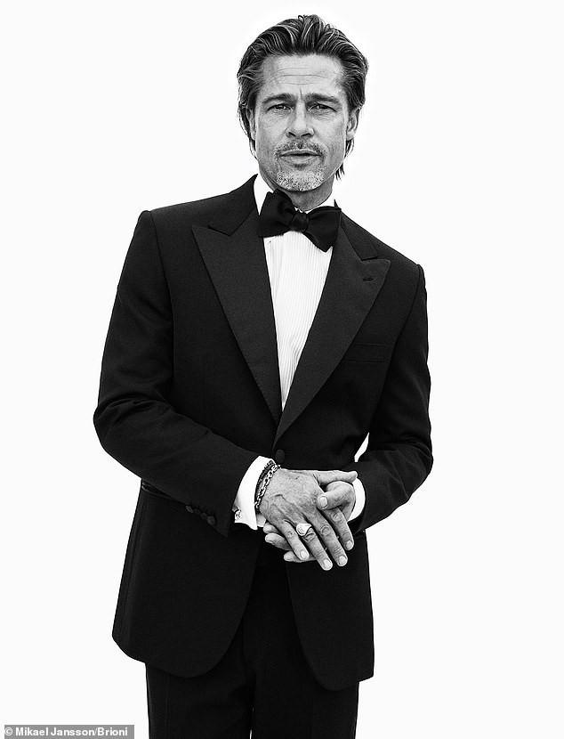 Phong độ tuổi 56 của Brad Pitt khiến phái nữ mê mẩn ảnh 1