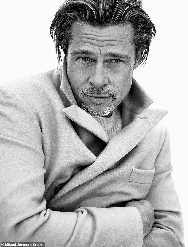 Phong độ tuổi 56 của Brad Pitt khiến phái nữ mê mẩn ảnh 4