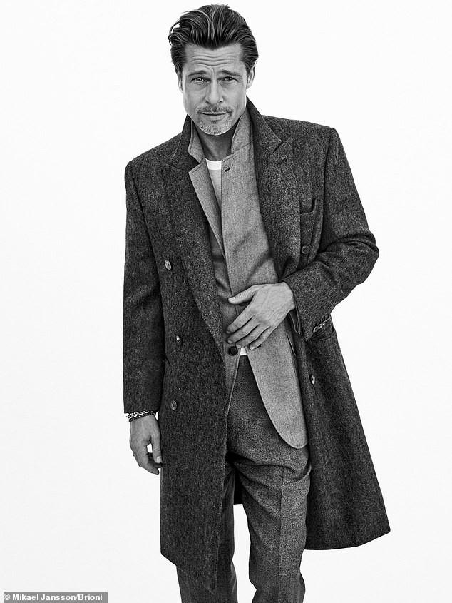 Phong độ tuổi 56 của Brad Pitt khiến phái nữ mê mẩn ảnh 2