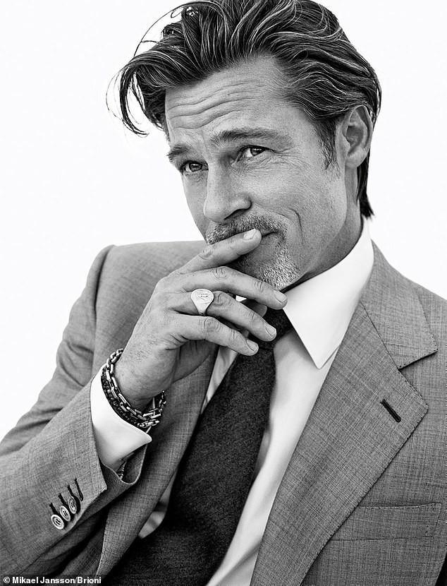 Phong độ tuổi 56 của Brad Pitt khiến phái nữ mê mẩn ảnh 3