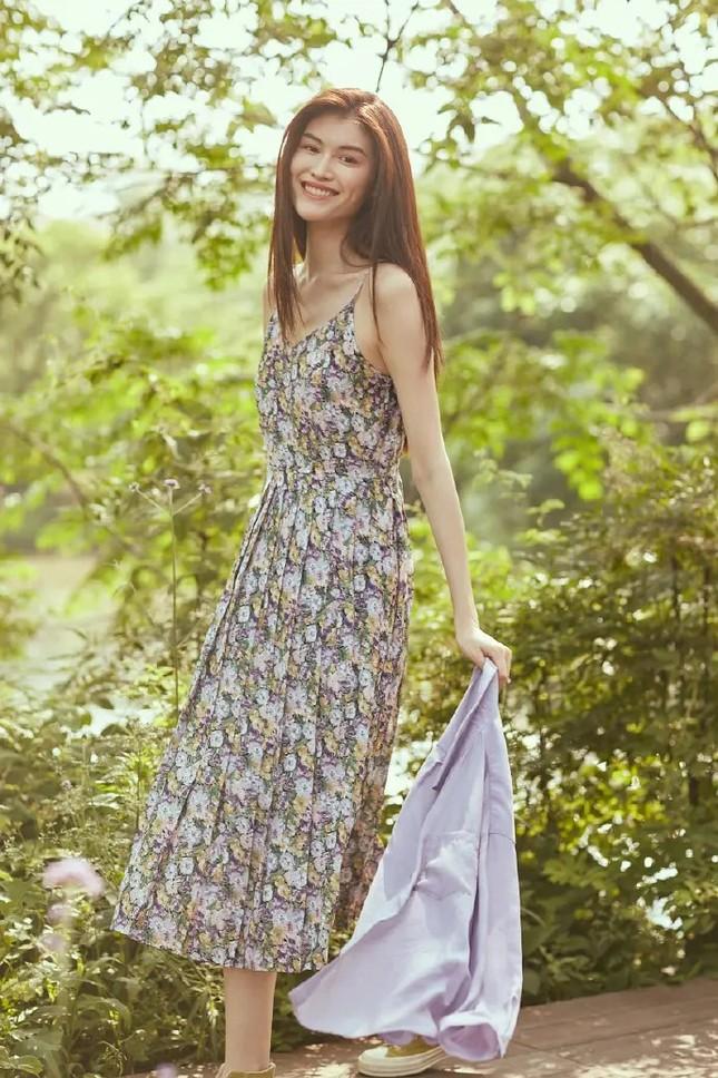 Sắc vóc gợi cảm, nhan sắc cuốn hút của người mẫu nội y gốc Hoa ảnh 6