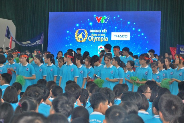 Nữ sinh Ninh Bình vô địch Đường lên đỉnh Olympia năm thứ 20 ảnh 19