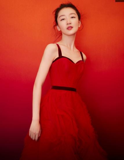 Sắc vóc thanh tú của nàng thơ 9x Châu Đông Vũ ảnh 10