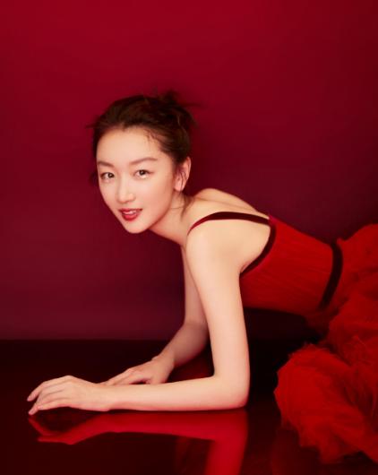 Sắc vóc thanh tú của nàng thơ 9x Châu Đông Vũ ảnh 8
