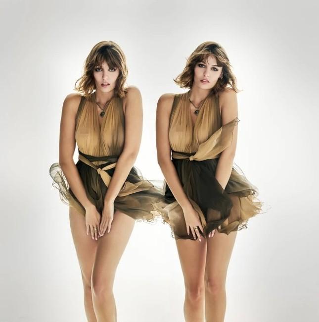 'Bóng hồng Pháp' Lena Simonne như 'quả bom gợi cảm' trên bìa Maxim ảnh 7