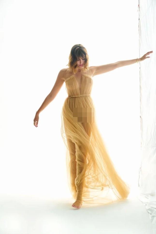 'Bóng hồng Pháp' Lena Simonne như 'quả bom gợi cảm' trên bìa Maxim ảnh 8