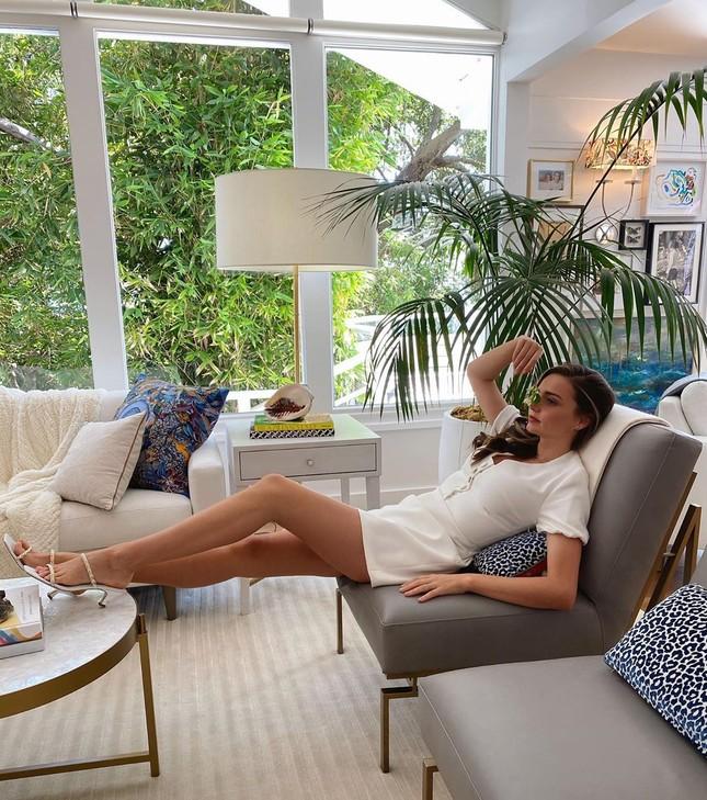 Miranda Kerr quyến rũ với vẻ đẹp 'trẻ mãi không già' dù đã sinh 3 con ảnh 6