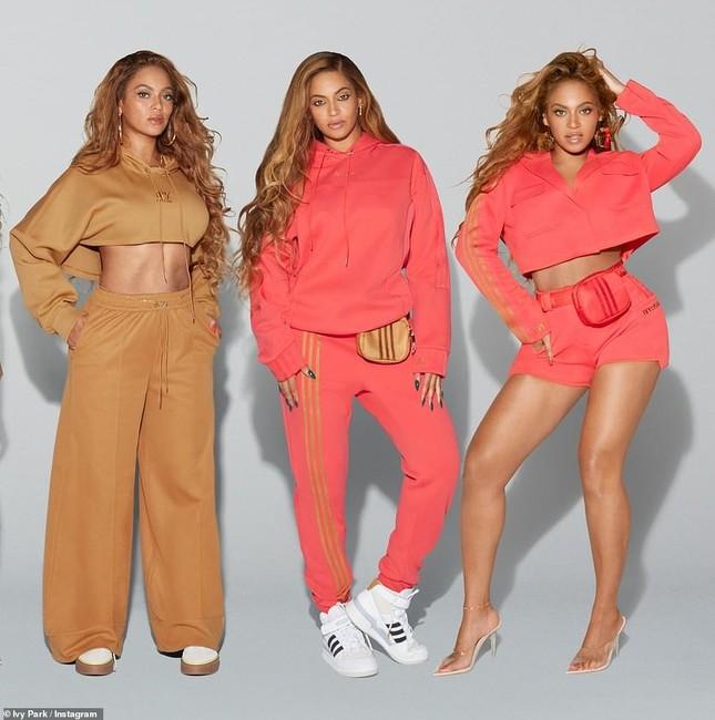 Beyonce rực lửa với đường cong đẫy đà ảnh 4