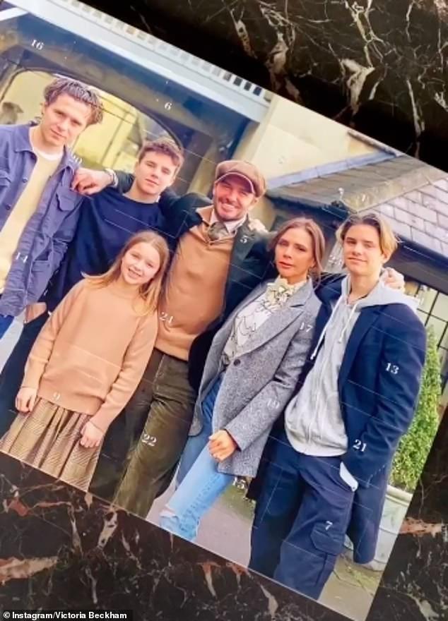 Ảnh hiếm hoi Victoria Beckham mặc bó sát thời tuổi teen ảnh 8