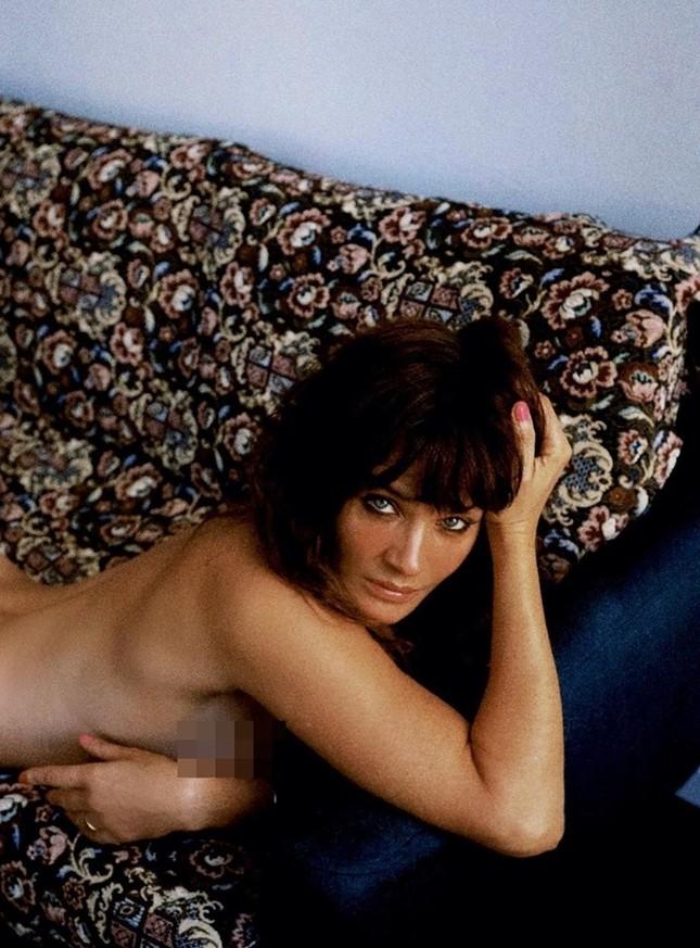 Cựu 'thiên thần nội y' 52 tuổi Helena Christensen ngày càng nóng bỏng ảnh 12