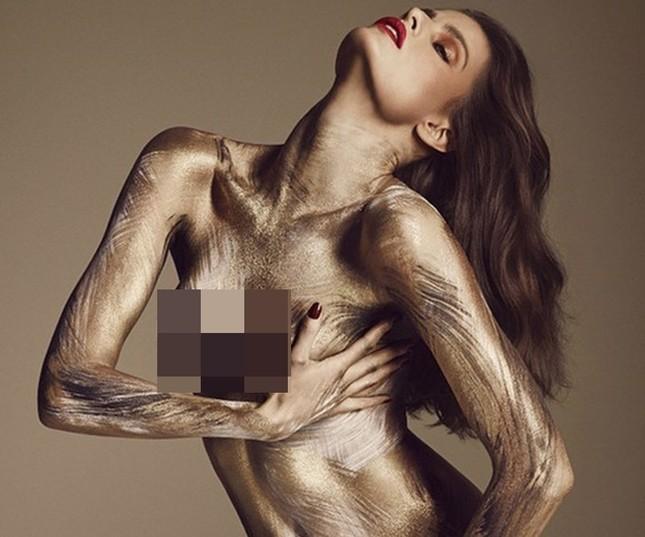 Sắc vóc trẻ trung của mỹ nhân áo tắm Brazil Isabeli Fontana ảnh 6