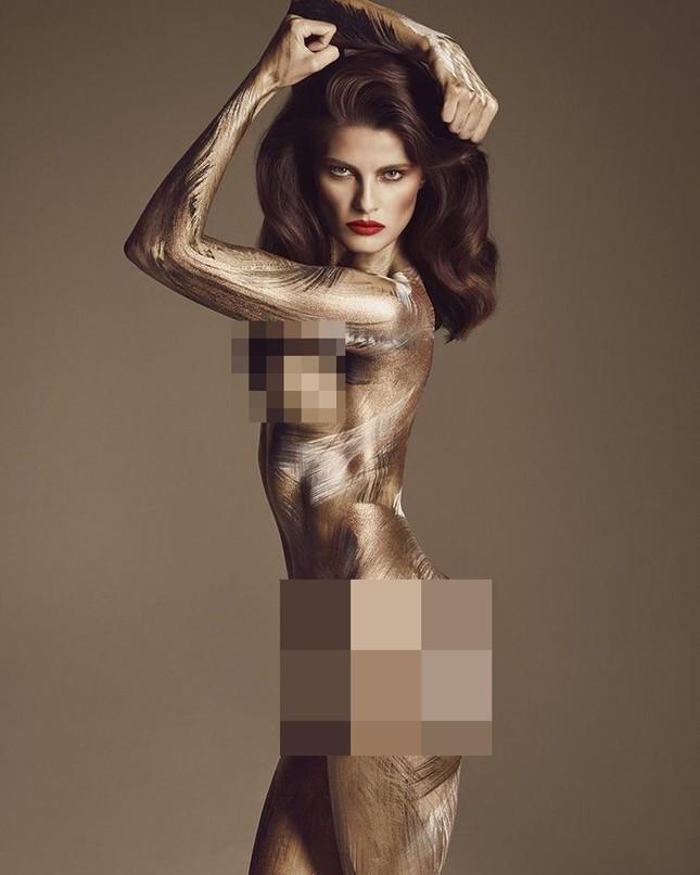 Sắc vóc trẻ trung của mỹ nhân áo tắm Brazil Isabeli Fontana ảnh 7
