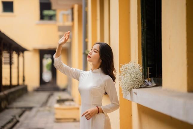 Nữ thủ khoa học ngành trinh sát 'gây thương nhớ' với nét đẹp trong trẻo ảnh 5