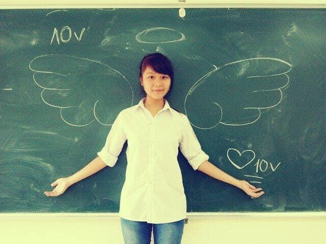 Nữ thủ khoa học ngành trinh sát 'gây thương nhớ' với nét đẹp trong trẻo ảnh 6