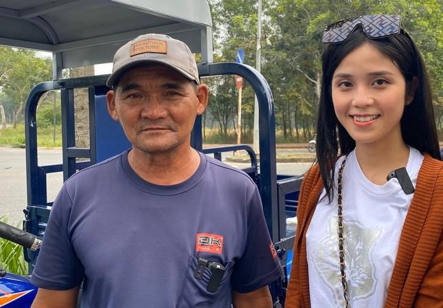 Cô gái giúp người nghèo khắp TP.HCM: 'Thấy ấm lòng vì được nhiều người tin tưởng' ảnh 1