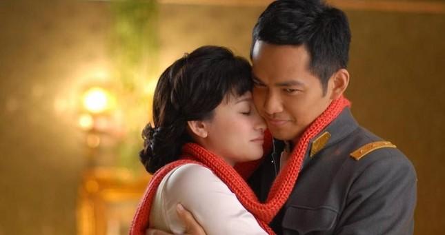 Người đẹp Hoa ngữ 44 tuổi khoe 'vòng 1' gợi cảm đầy sức sống ảnh 12