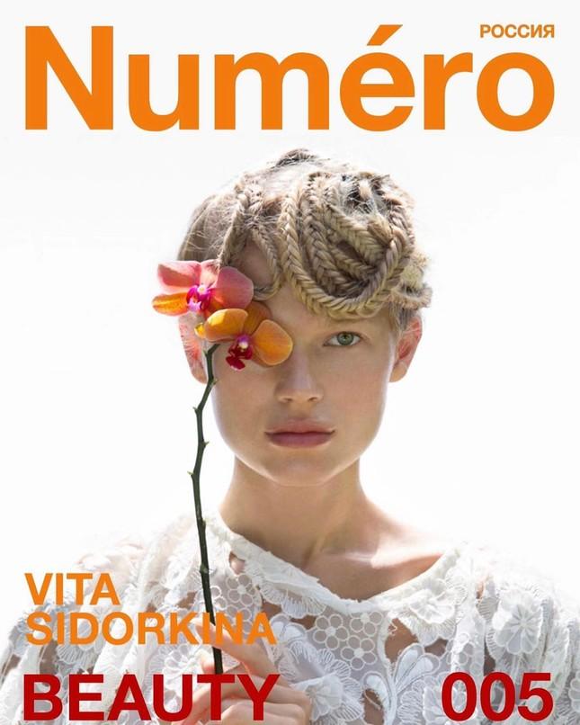 Sắc vóc 'gái một con' đỉnh cao của siêu mẫu Nga Vita Sidorkina ảnh 13