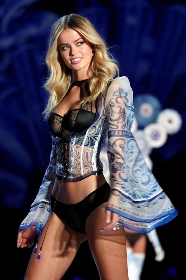 Vẻ đẹp thiên thần của nàng mẫu Na Uy Frida Aasen ảnh 5