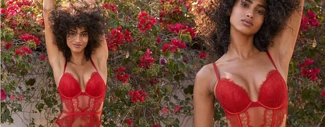 Victoria's Secret tung ảnh nội y Valentine với dàn người mẫu tuyệt đẹp ảnh 3
