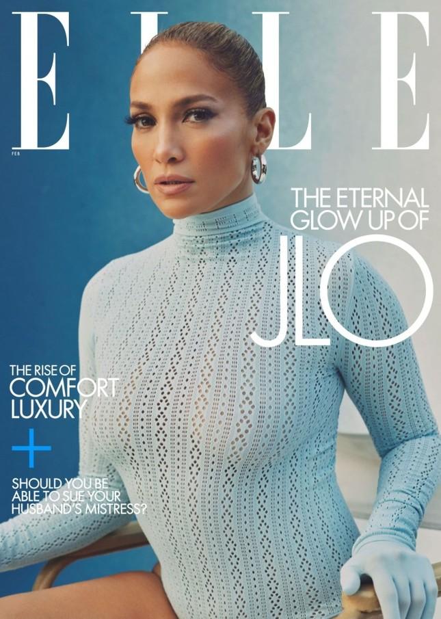 Jennifer Lopez phô diễn đường cong nóng bỏng trứ danh ảnh 8