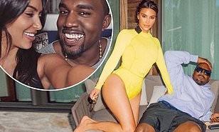 Kim Kardashian thả dáng 'đồng hồ cát' với bodysuit ánh kim ảnh 11