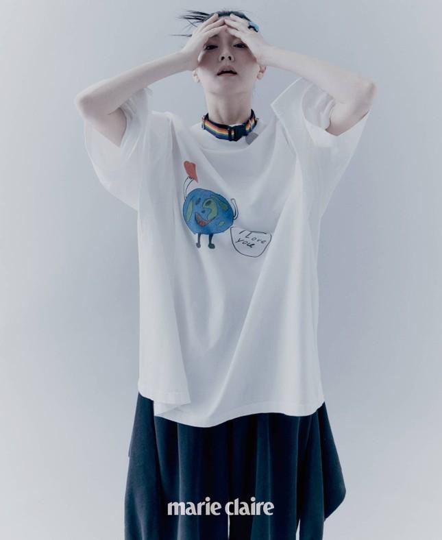 Ngỡ ngàng sắc đẹp tuổi 50 của 'nàng Dae Jang Geum' ảnh 2