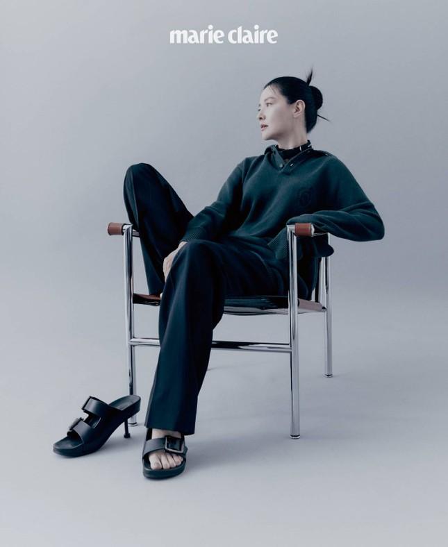 Ngỡ ngàng sắc đẹp tuổi 50 của 'nàng Dae Jang Geum' ảnh 6