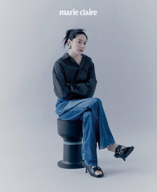 Ngỡ ngàng sắc đẹp tuổi 50 của 'nàng Dae Jang Geum' ảnh 7