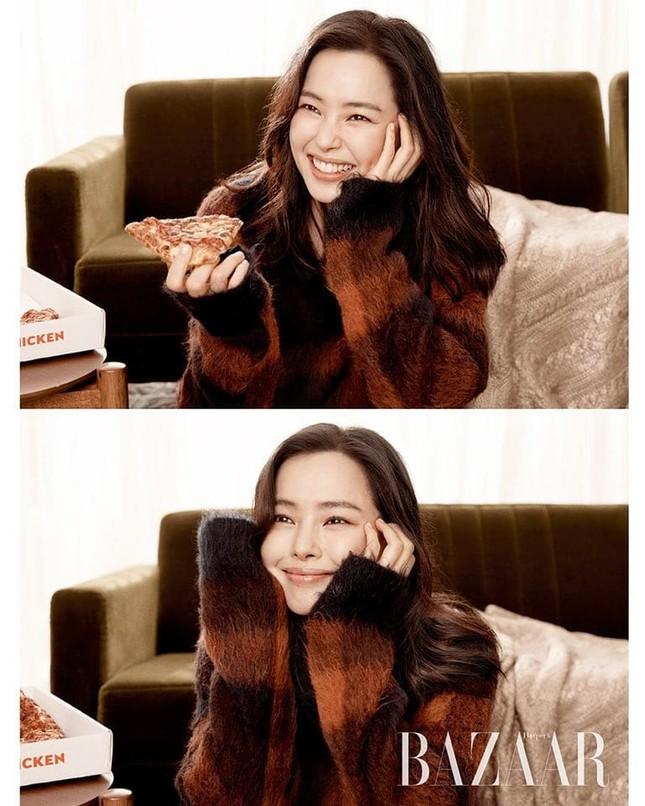 Hoa hậu đẹp nhất Hàn Quốc Honey Lee U40 vẫn độc thân quyến rũ ảnh 12