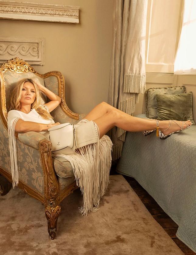 Kate Moss U50 gợi cảm đầy sức sống ảnh 15