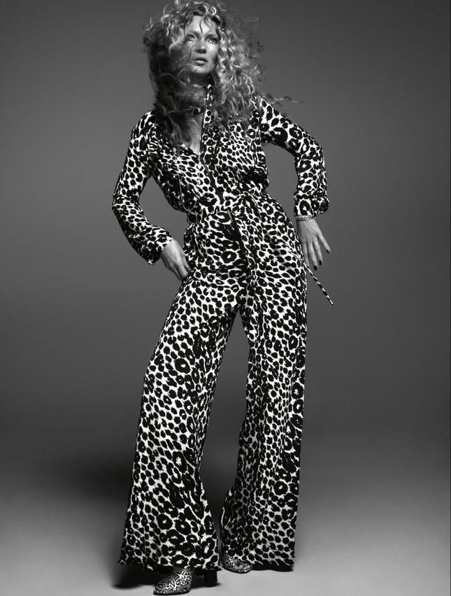 Kate Moss U50 gợi cảm đầy sức sống ảnh 13
