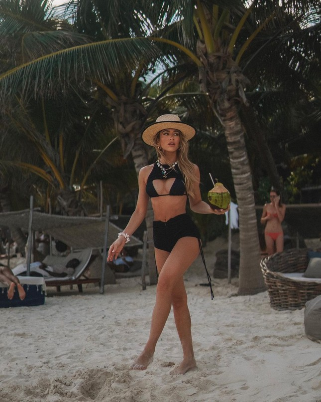 'Chân dài' người Mỹ gốc Cuba Cindy Prado nóng bỏng tuyệt mỹ ảnh 13