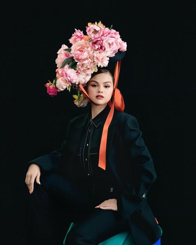 Selena Gomez xinh đẹp như đóa hồng ảnh 2