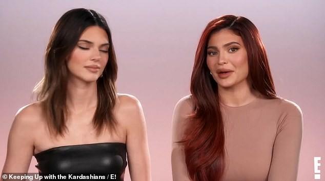 Em út 9x nhà Kardashian thả dáng 'gái một con' bốc lửa ảnh 12