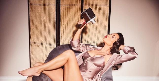 Kim Kardashian 40 tuổi vẫn quyến rũ làm say lòng phái mạnh ảnh 5