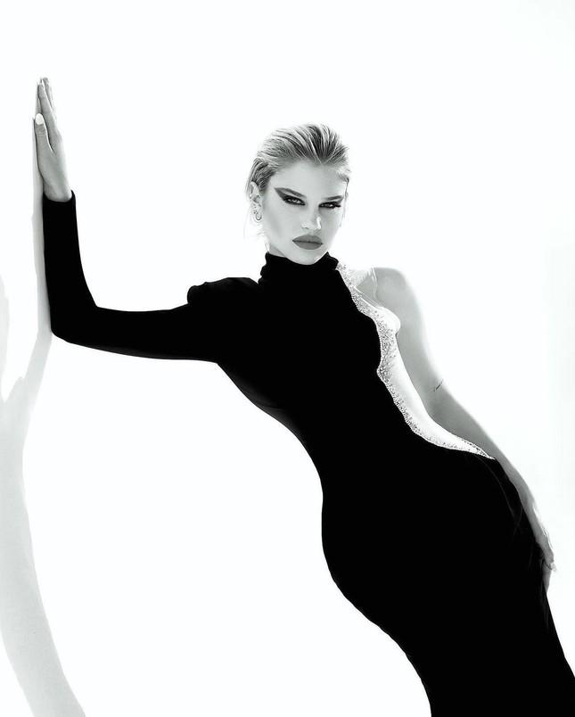Những bức hình gợi cảm táo bạo của người mẫu Mỹ Meredith Mickelson ảnh 3