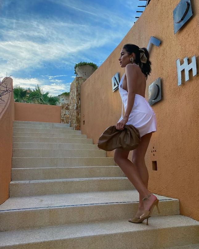 Hoa hậu Hoàn vũ Olivia Culpo quyến rũ rạng ngời ở Miami ảnh 9