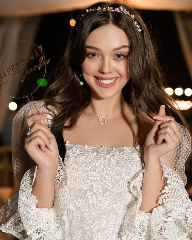 Thủ môn Bùi Tiến Dũng đưa bạn gái Ukraina về quê đón Tết ảnh 8