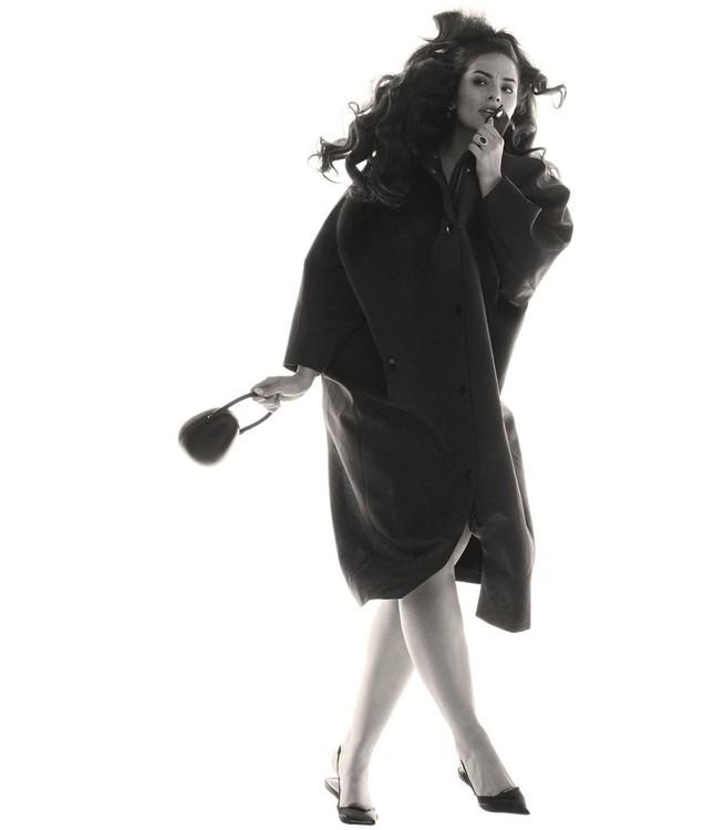 Người mẫu béo Ashley Graham tự tin với đường cong ngoại cỡ ảnh 8
