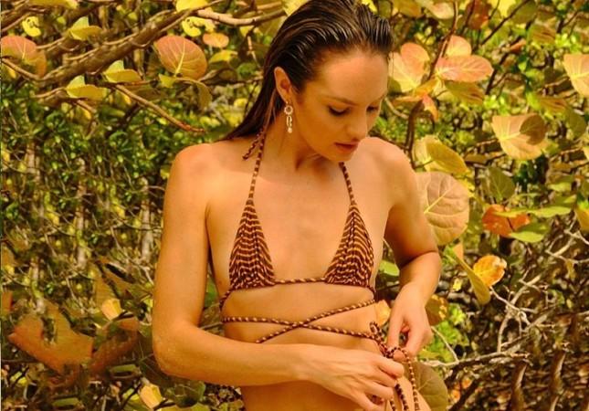 Sắc vóc rực lửa của mỹ nhân độc thân quyến rũ Candice Swanepoel ảnh 8