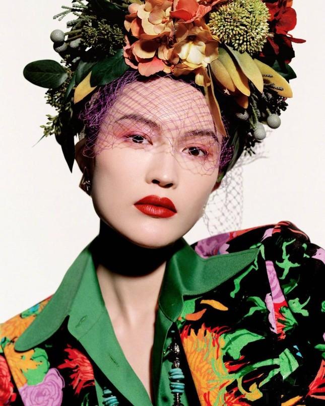 Người mẫu nội y gốc Hoa da trắng eo thon dáng nuột nà ảnh 7