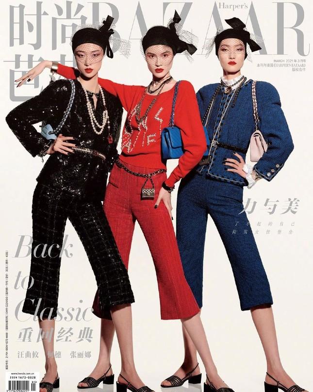 Người mẫu nội y gốc Hoa da trắng eo thon dáng nuột nà ảnh 6
