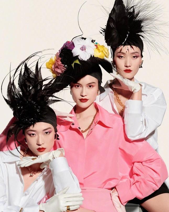 Người mẫu nội y gốc Hoa da trắng eo thon dáng nuột nà ảnh 9