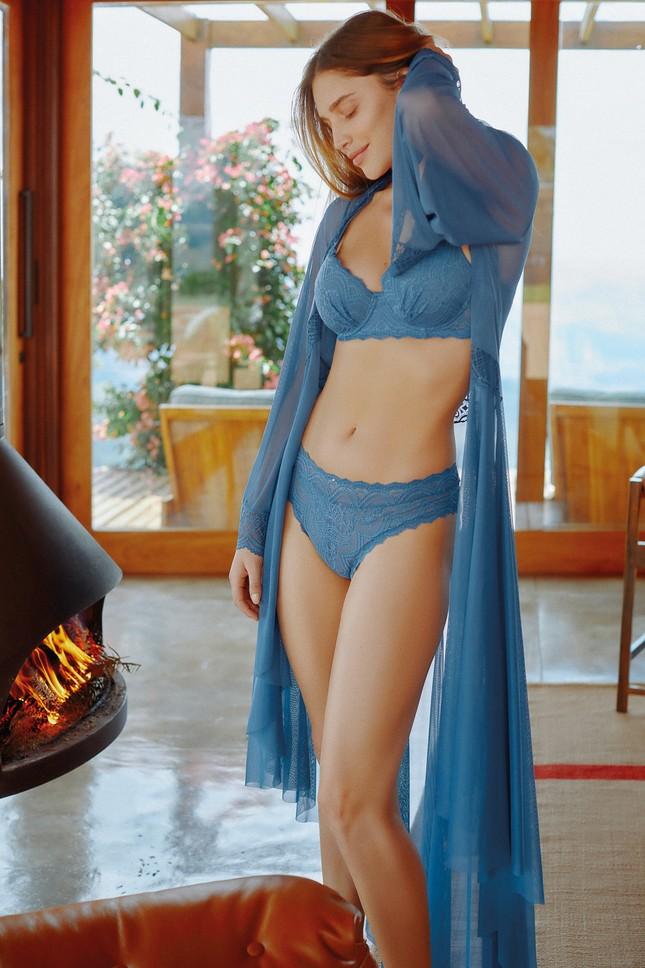 Vẻ đẹp tươi tắn đầy sức sống của người mẫu đôi mươi Eloiza Farias ảnh 12